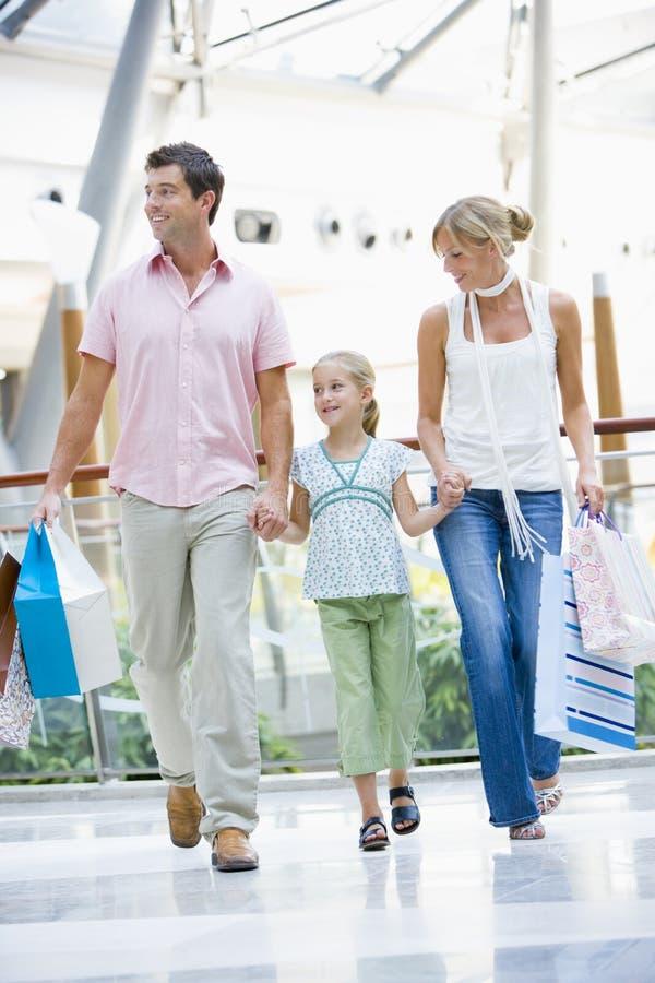 покупка мола семьи