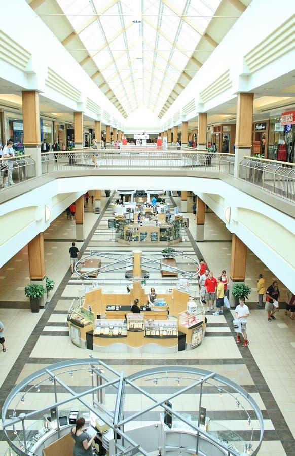 покупка мола стоковые фотографии rf