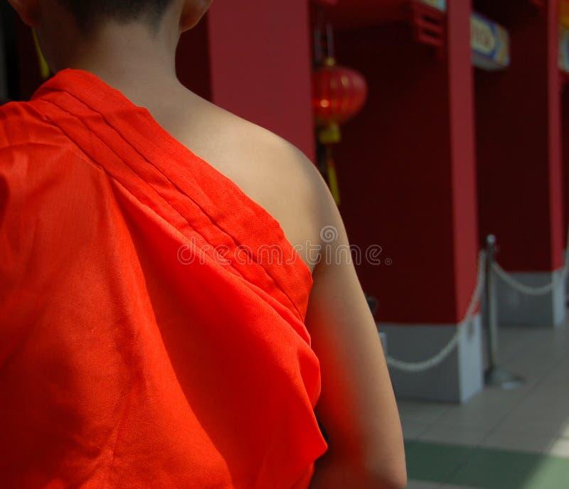 покупка монаха мола стоковая фотография