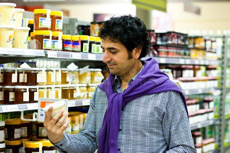 покупка человека стоковое фото rf