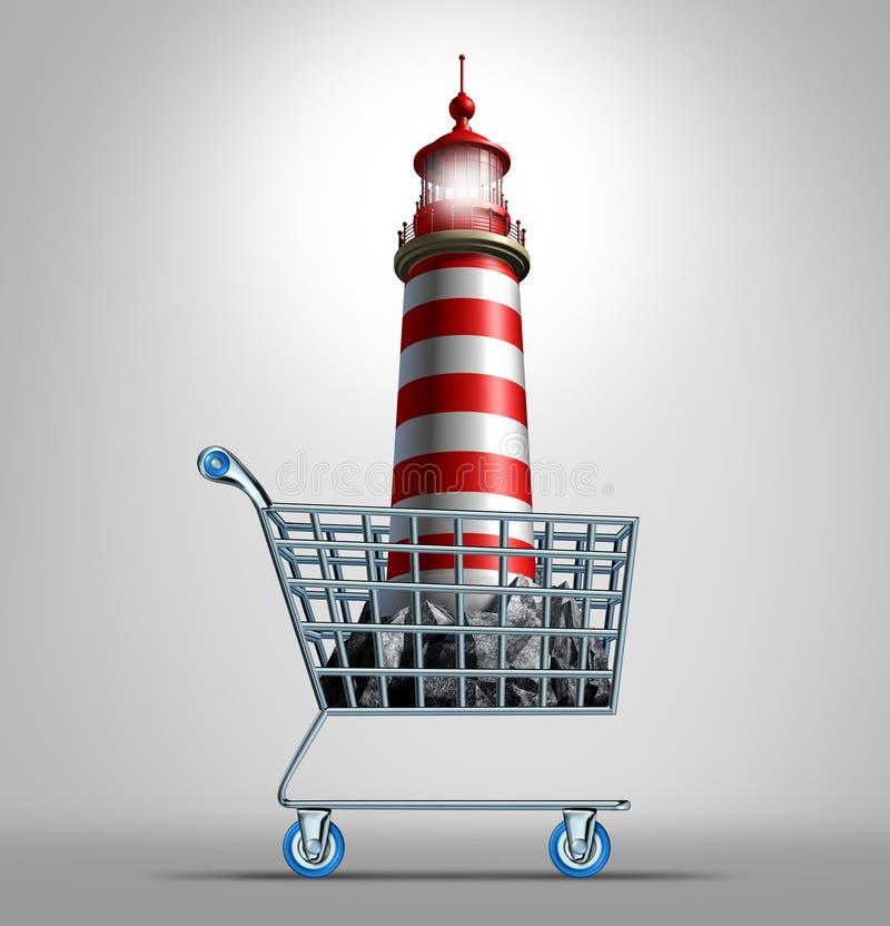 Покупки наведения бесплатная иллюстрация