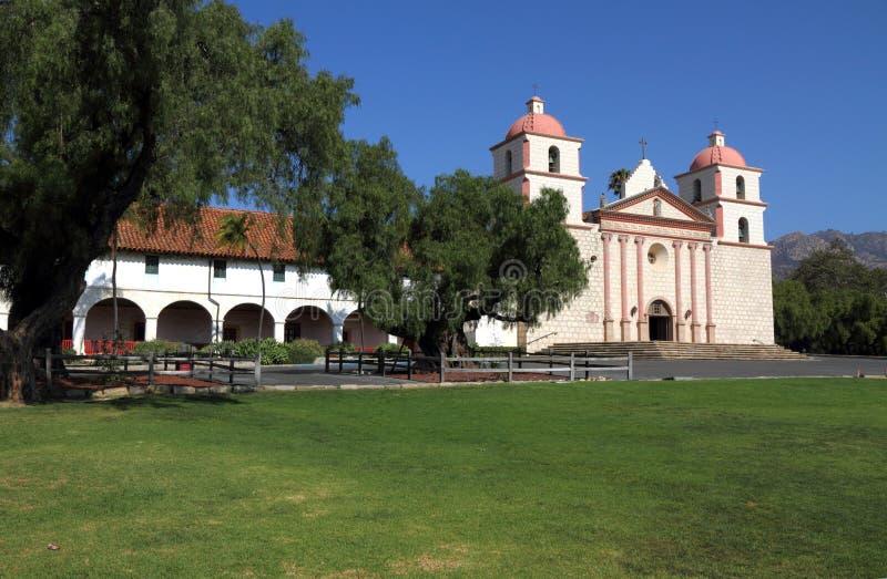 полет santa Барвары california стоковые фото