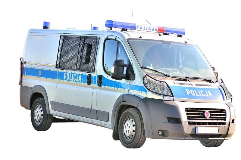 полиции автомобиля стоковая фотография rf
