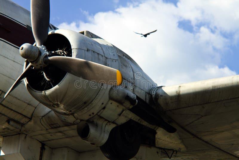 полиции королевский Таиланд airscrew плоские стоковая фотография