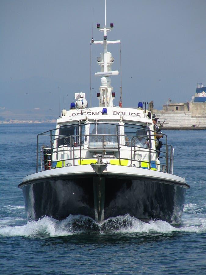 полиции обороны стоковое изображение rf