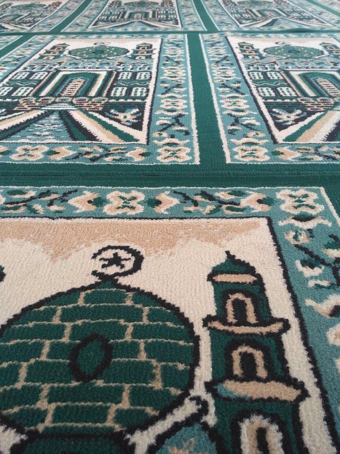 Половики молитве стоковые фотографии rf