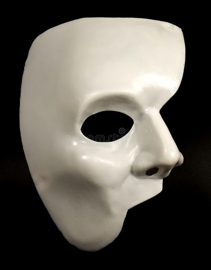 половинная маска 2 стоковое фото rf