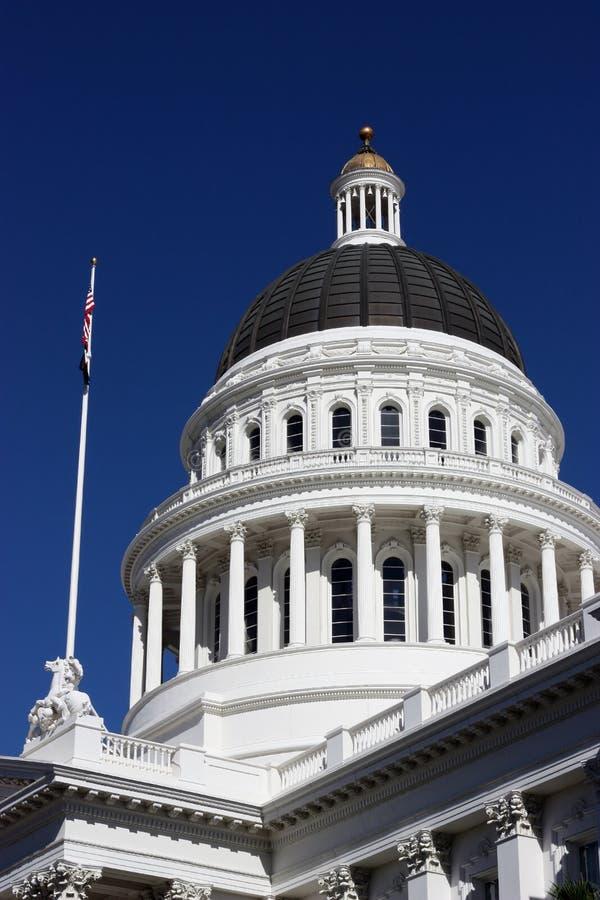 положение капитолия california стоковая фотография