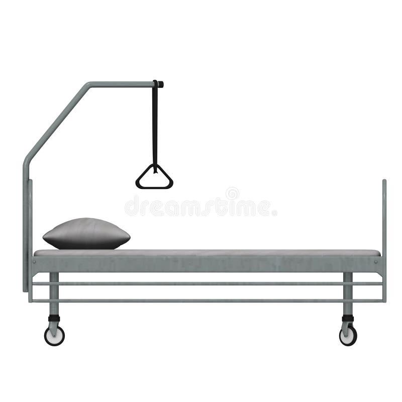 положите стационар в постель бесплатная иллюстрация
