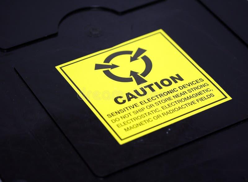 положите tote в коробку esd стоковые изображения rf