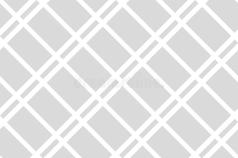 Seamless pattern. Grey Stripes on white background. vector illustration
