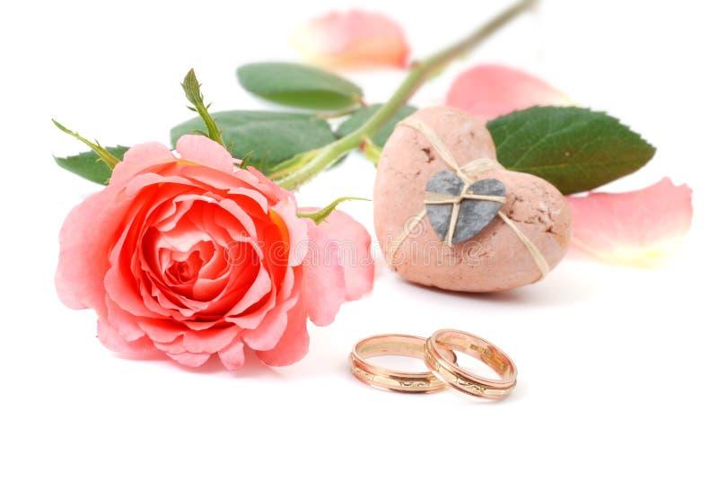 Полосы венчания стоковые изображения rf