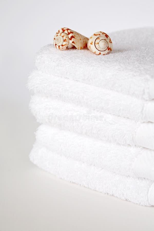 полотенца стоковые фото