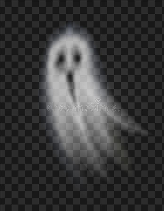 картинка призрак с хвостом получится