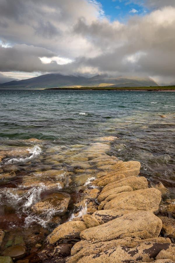 Полуостров Dingle стоковое фото rf