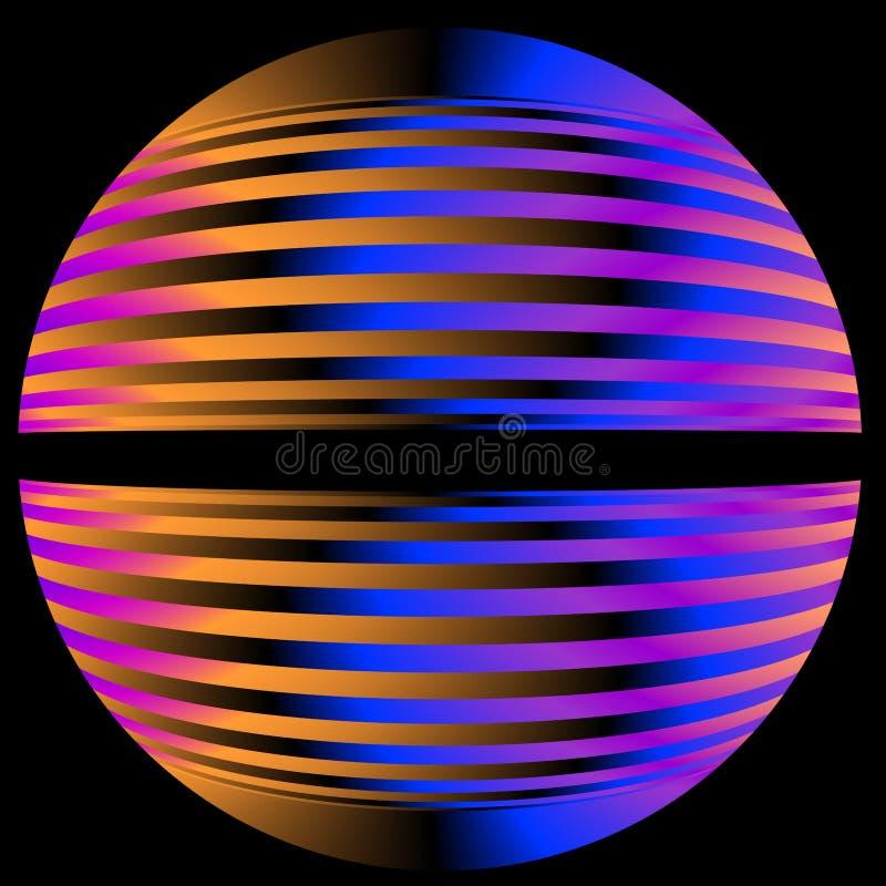 полусферы бесплатная иллюстрация