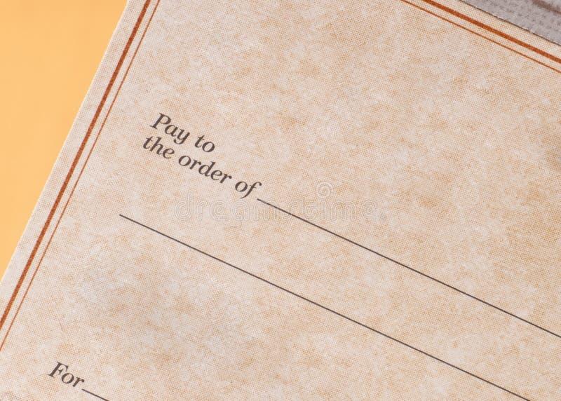 получка заказа к стоковые изображения