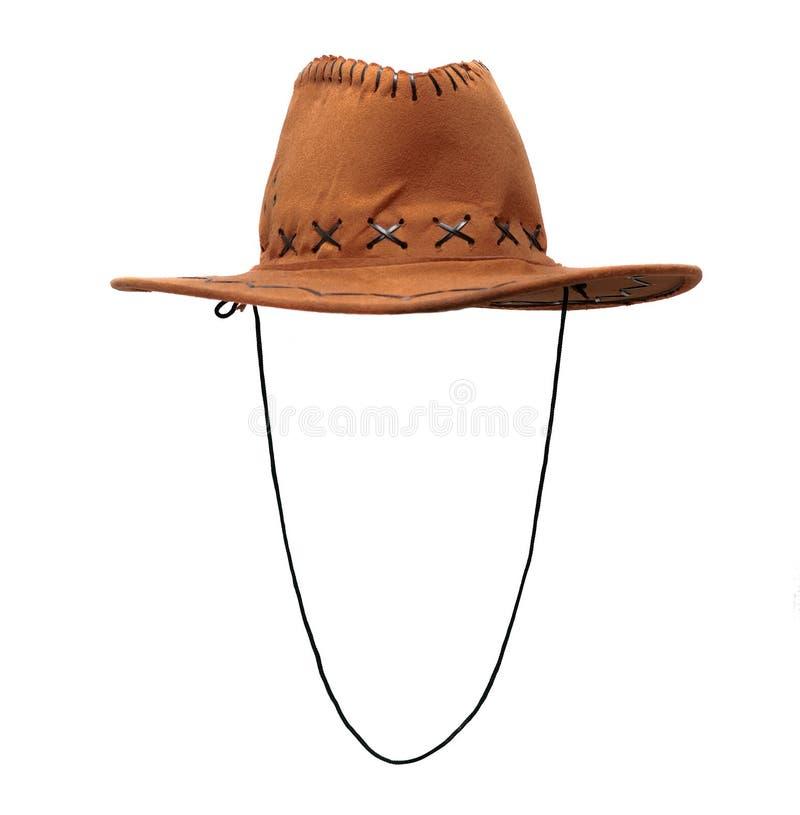 польза езды лошади шлема ковбоя стоковое фото rf