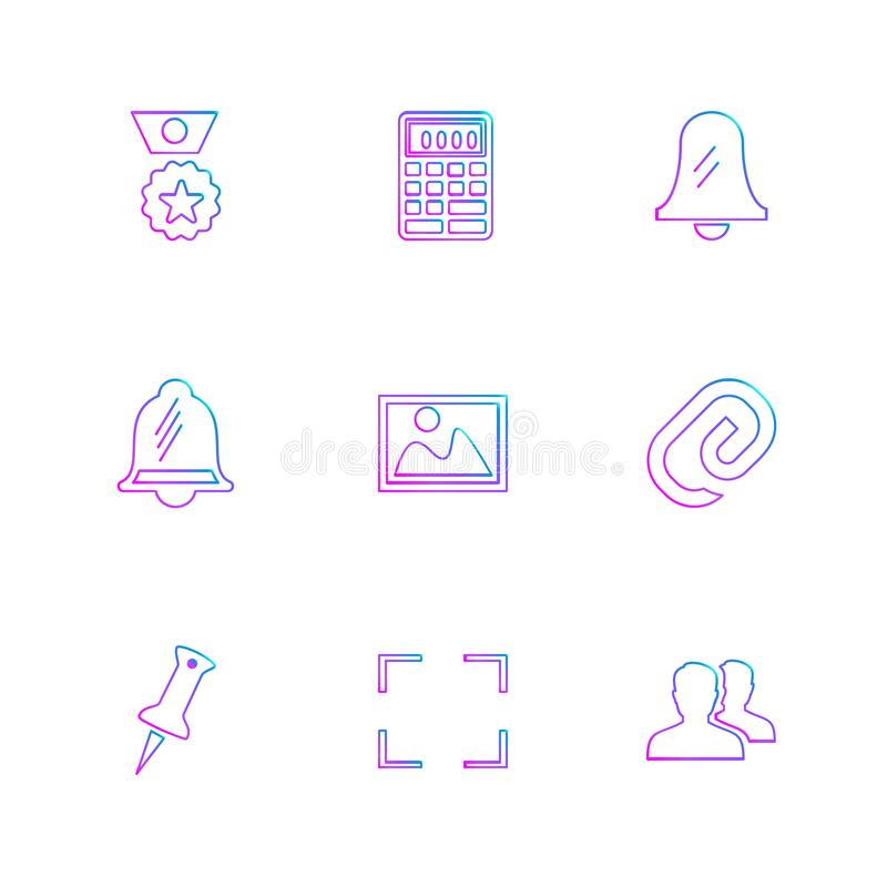 пользовательский интерфейс, значки применения, сообщения, книги, значок eps бесплатная иллюстрация