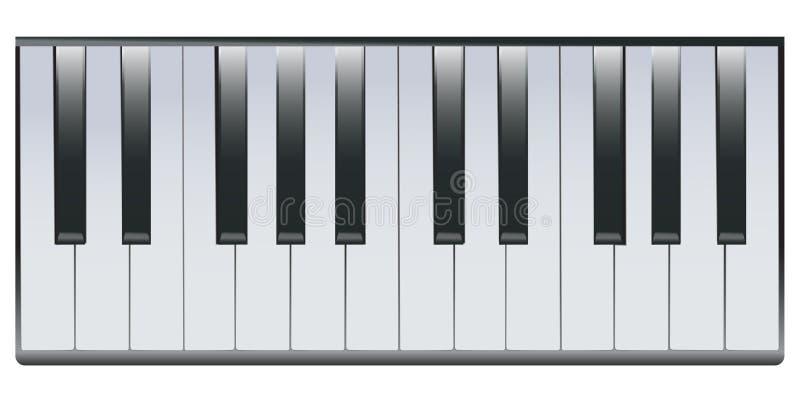 Download пользует ключом рояль иллюстрация штока. иллюстрации насчитывающей аппаратура - 17612122