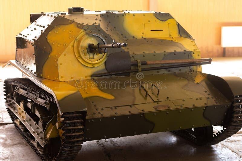 Польский свет Panzer TKS стоковые изображения