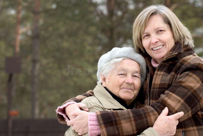 полюбите родительское стоковое фото rf