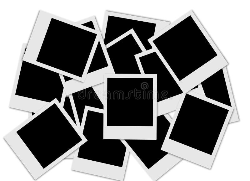 поляроид предпосылки бесплатная иллюстрация