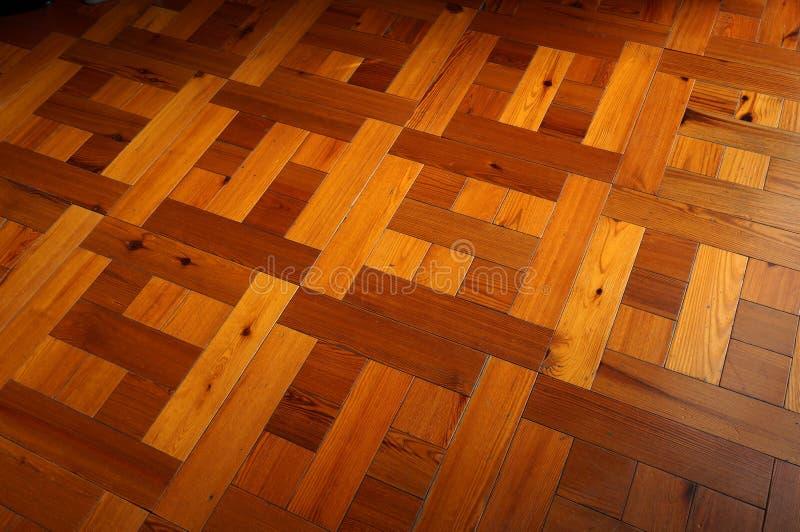 Пол Batllo милой Касы деревянный стоковые фото