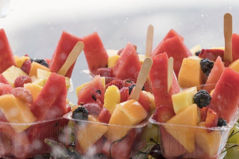 помадка свежих фруктов стоковое фото rf