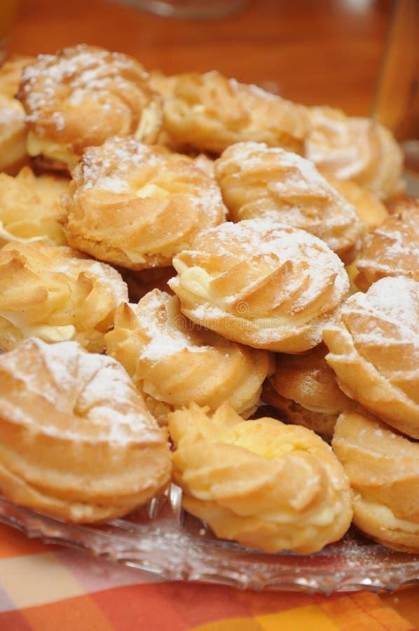 помадка десерта стоковые изображения rf