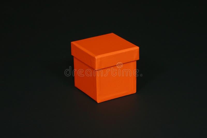 помеец коробки Стоковое фото RF