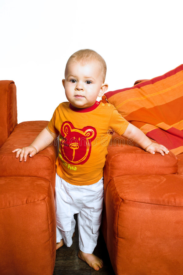 помеец младенца стоковые изображения