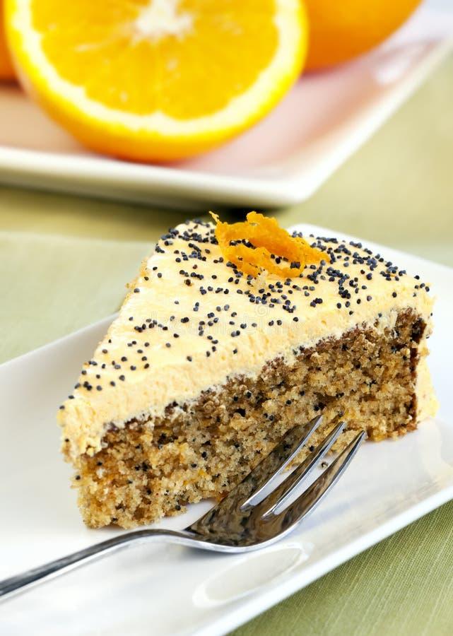 помеец торта стоковая фотография