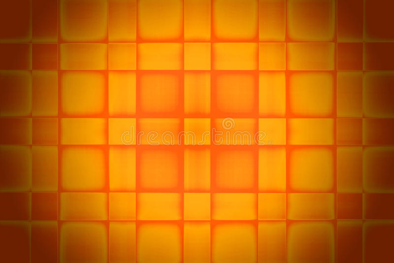 померанцовая квадратная текстура стоковое изображение