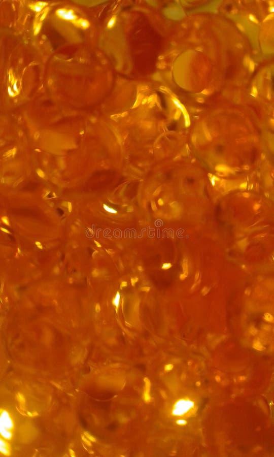 Померанцовые пузыри стоковые изображения rf