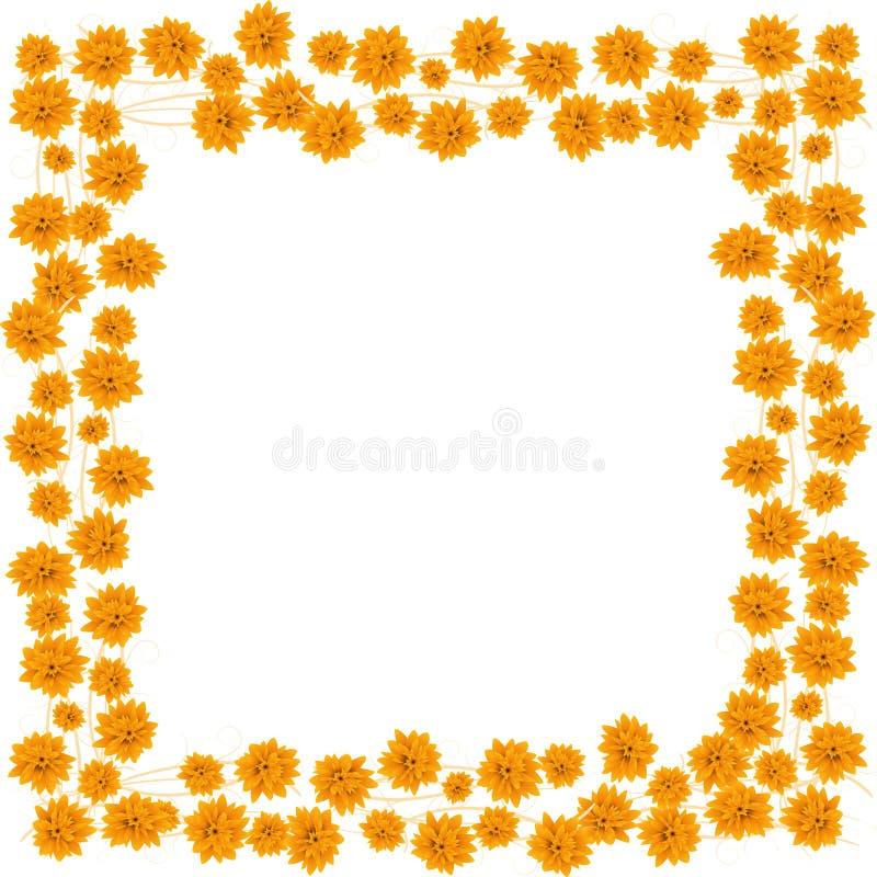померанцовые розы бесплатная иллюстрация