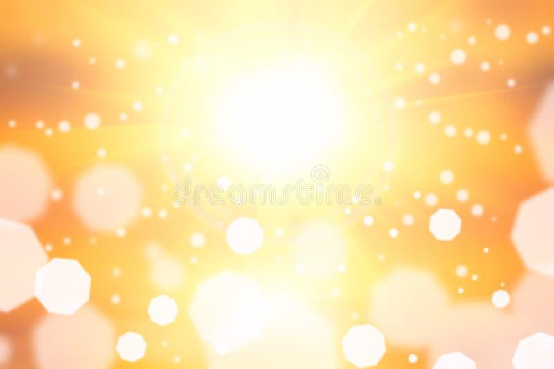 померанцовый заход солнца бесплатная иллюстрация