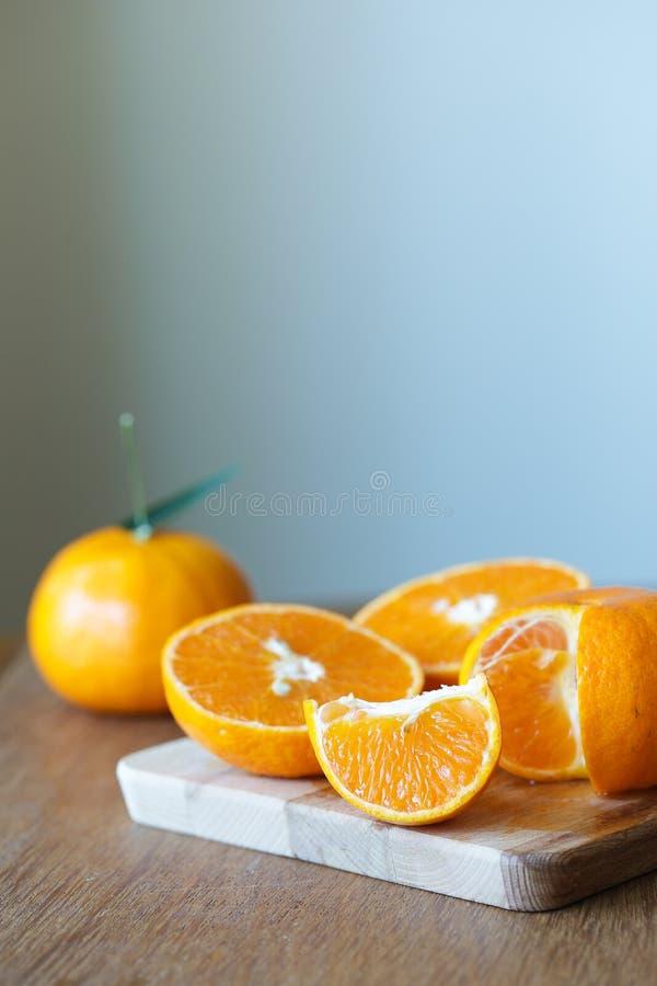 Померанцовый плодоовощ стоковая фотография rf