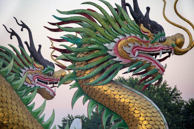 Попечители дракона стоковая фотография