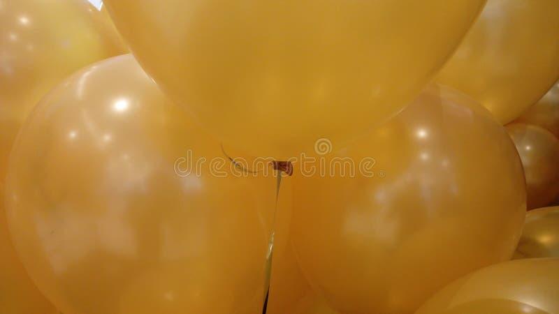 Поплавок рему воздушных шаров стоковое фото
