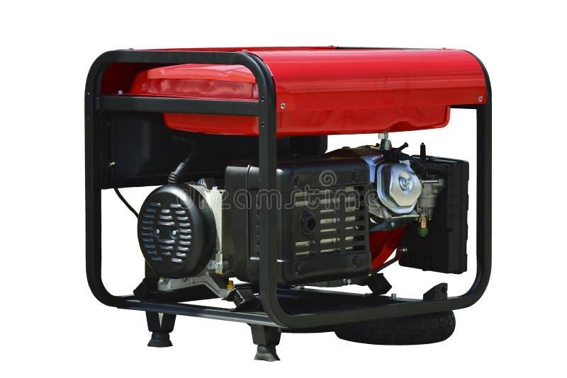 портативная машинка генератора стоковые изображения rf