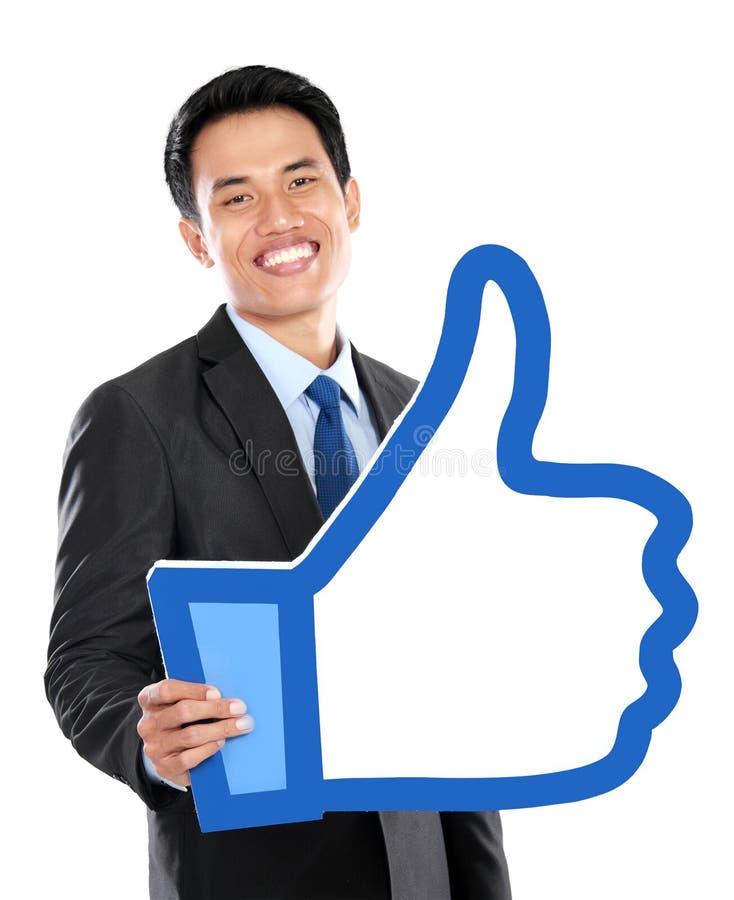 Download Портрет бизнесмена держа как знак Редакционное Стоковое Фото - изображение насчитывающей люди, жизнь: 37928533