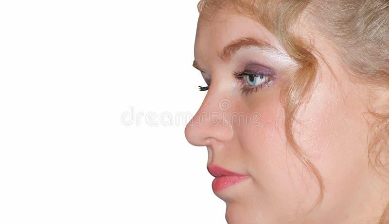 Портрет девушки стоковые изображения