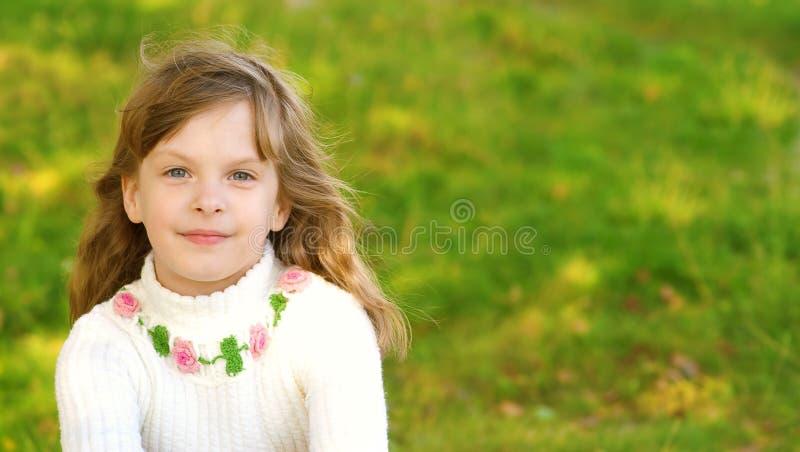 портрет девушки малый стоковые изображения