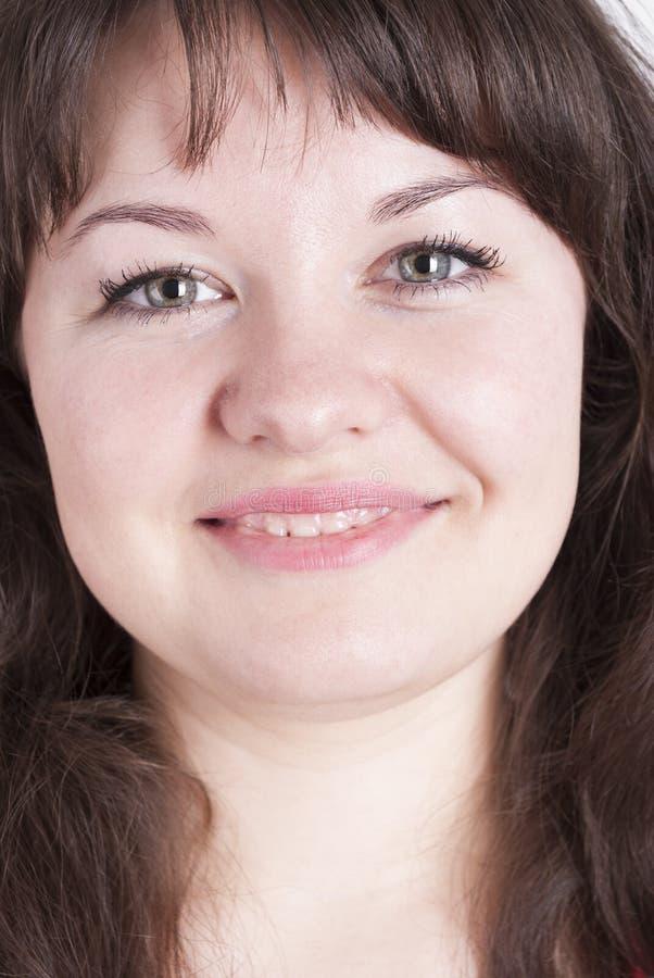 Download Портрет девушки. стоковое изображение. изображение насчитывающей положительно - 37926175