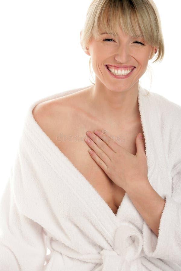 Портрет женщины красотки стоковое изображение