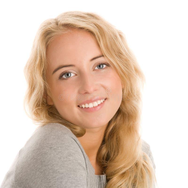 Портрет женщины красоты стоковое фото rf