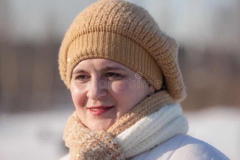 Портрет женщины стоковое фото rf