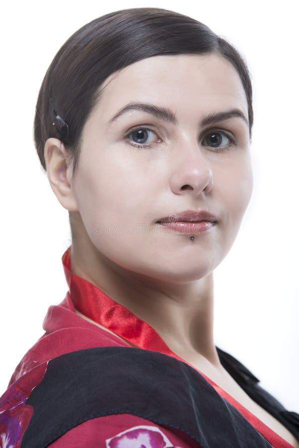 Портрет женщин стоковые фотографии rf