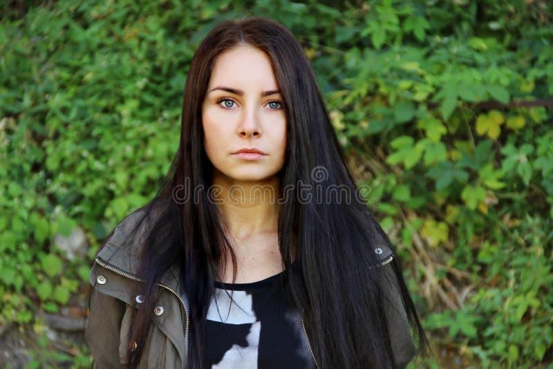 Портрет красивейшей девушки стоковое фото rf